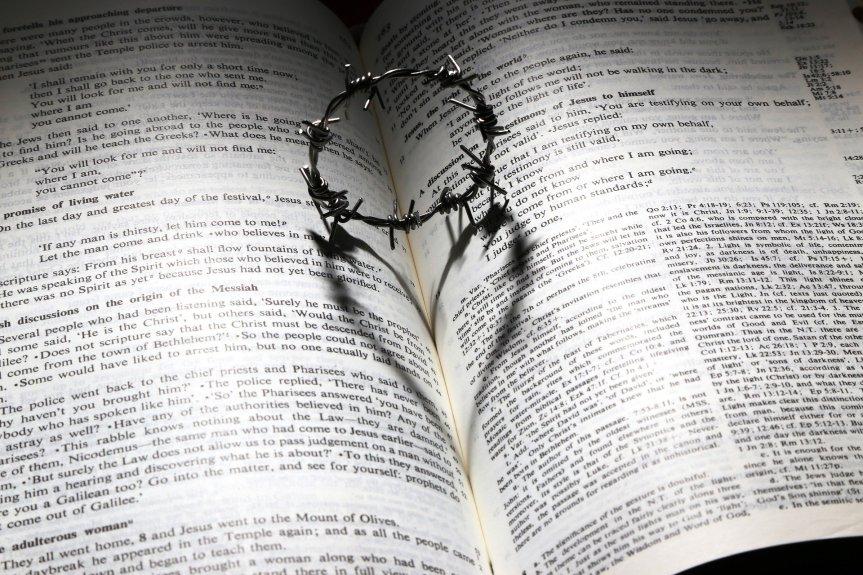 Kärleken till orden större än mina tvivel på mig själv